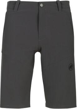 MAMMUT Runbold Shorts  Herren grau