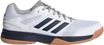 adidas Speedcourt Hallenschuhe Herren weiß