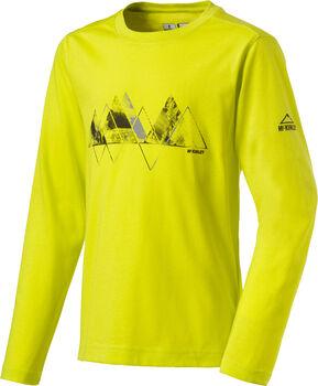 McKINLEY Bubba Shirt Jungen gelb