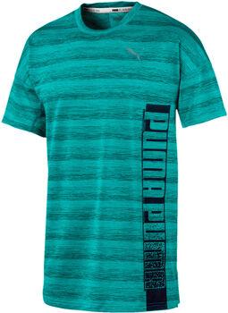 Puma LastLap Heather T-Shirt Herren blau