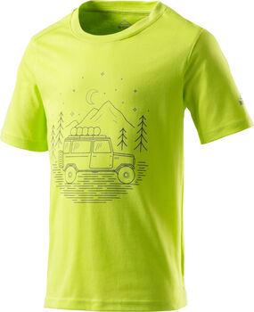 McKINLEY Ziya T-Shirt Jungen gelb