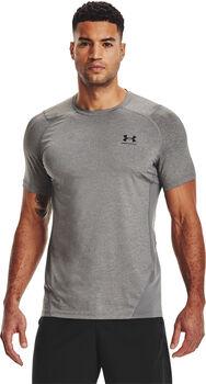 Under Armour HeadGear® Armour Fitted T-Shirt Herren grau