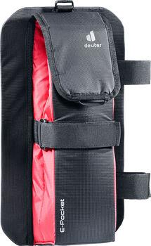 Deuter E-Pocket gepolsterte Tasche für Akkus schwarz