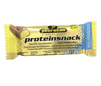 Peeroton Proteinsnack Riegel Vanille 35g cremefarben