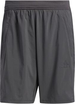 adidas AEROREADY 3-Streifen Shorts Herren grau