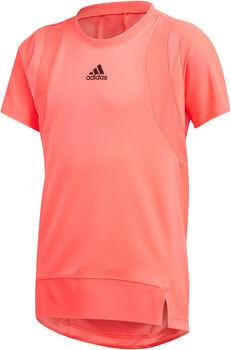 adidas HEAT.RDY T-Shirt Mädchen rot