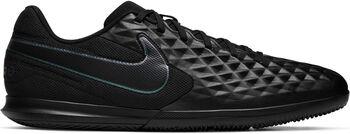 Nike Legend 8 Club IC Hallenfußballschuhe schwarz