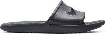Nike Kawa Shower Wellnesssandale Herren grau