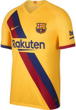 Nike FCB MBrt Fußballtrikot gelb