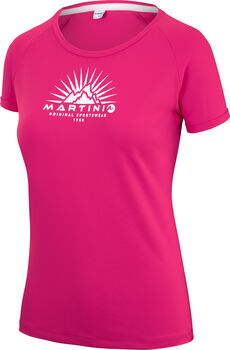 MARTINI Summertime T-Shirt Damen pink