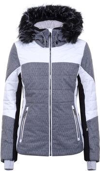 Luhta Ivaska L7 Skijacke Damen grau