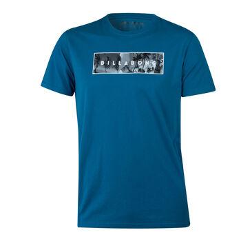 BILLABONG United SS T-Shirt Herren blau