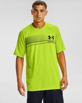 Under Armour Tech T-Shirt Herren grün