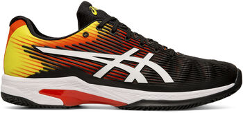 ASICS Solution Speed FF CL Tennisschuhe Herren orange