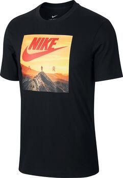Nike Sportswear Air T-Shirt Herren schwarz