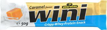Peeroton Caramel Wini Crispy-Whey-Protein Riegel braun