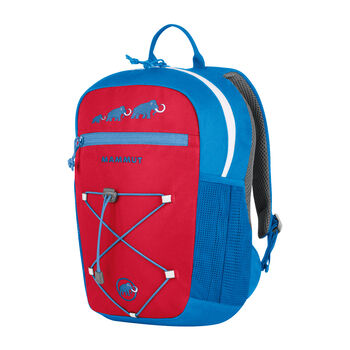 MAMMUT First Zip 8L blau