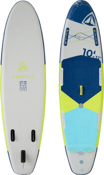 FIREFLY iSUP 300 I Stand-Up-Paddle Set weiß