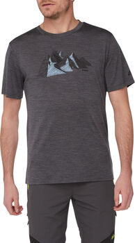 McKINLEY Saao Herren T-Shirt grau