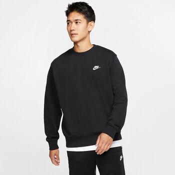 Nike NSW CLUB CRW FT Sweater Herren schwarz