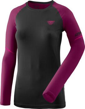 DYNAFIT Alpine Pro Langarmshirt Damen pink