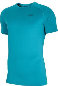 4F T-Shirt  Herren blau