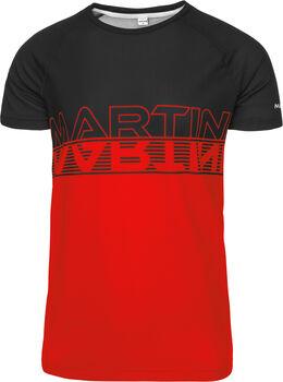 MARTINI Radical T-Shirt Herren rot