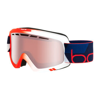 Bollé Nova II Skibrille  Herren rot