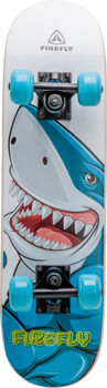 FIREFLY Skateboard weiß