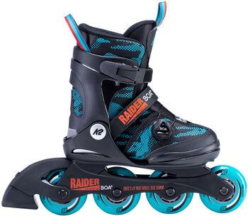 K2 Raider Boa Inlineskates blau