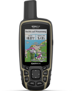 Garmin GPSMAP 65 Outdoor Navigationsgerät schwarz