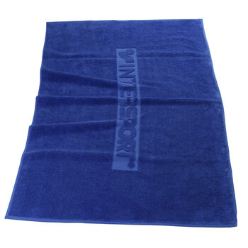 INTERSPORT Strandtuch blau