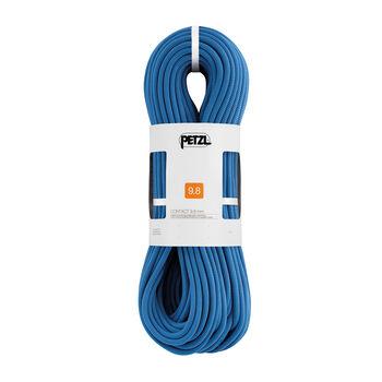 Petzl Contact Einfachseil blau