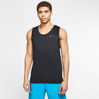 Nike Pro Tanktop Herren schwarz