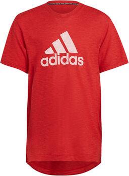 adidas BOS Summer T-Shirt Jungen rot