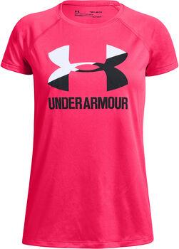 Under Armour BIG LOGO T-Shirt Damen pink