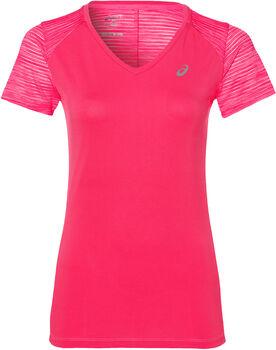 Asics Fuze X SS Top Damen pink