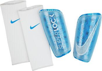 Nike Mercurial Liter SuperLock Schienbeinschoner blau