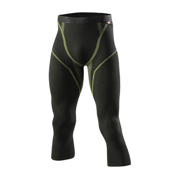LÖFFLER 3/4 Unterhose Transtex® Warm Hybrid Herren schwarz