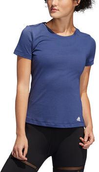 ADIDAS Prime T-Shirt Damen blau