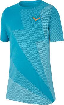 Nike Nkct Rafa Gx Tennisshirt Jungen blau
