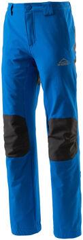 McKINLEY Beiron Softshell Wanderhose blau
