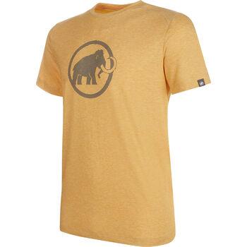 MAMMUT Trovat T-Shirt Herren gelb