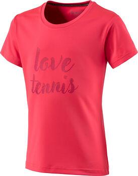 TECNOPRO Pia III gls Tennisshirt Mädchen pink