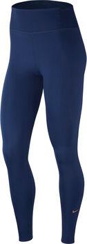 Nike W Nk All-In Lux Tght Tight Damen blau