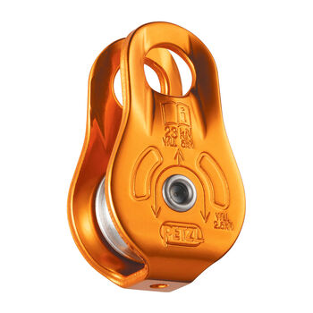 Petzl Fixe Umlenkrolle orange