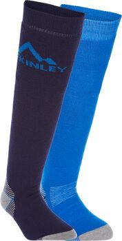 McKINLEY Rob Skistrümpfe blau