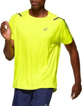 Asics ICON SS T-Shirt Herren gelb