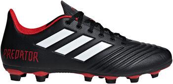 ADIDAS Predator 18.4 FxG Fußballschuhe schwarz
