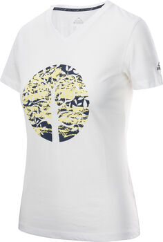 McKINLEY Mally T-Shirt Damen cremefarben